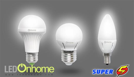 LED E27 Bulb PC SUPER5