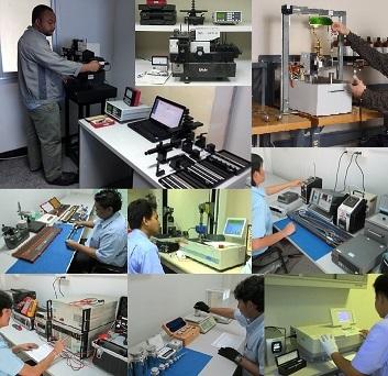บริการสอบเทียบ  Calibration  - ซ่อม - จำหน่าย ได้รับการรับรอง ISO/IEC 17025