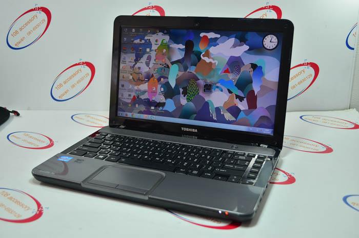 โน๊ตบุ๊ค เหมือนใหม่ Toshiba Satellite Pro L830 Core i7 Gen3