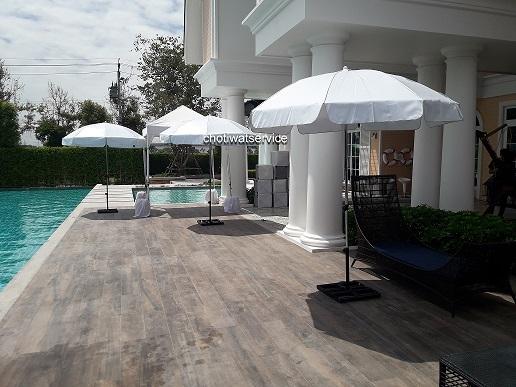 ให้เช่าร่มสีขาว ร่มเชียงใหม่ เช่าเต็นท์ พัดลมไอน้ำ ไอเย็น ธรรมดา แอร์ โต๊ะ เก้าอี้ อุปกรณ์จัดงาน Chotiwat service  086-6998598, 089-1291895