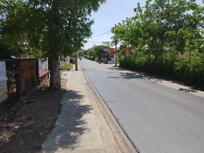ที่ดินเปล่าถมแล้วให้เช่าในถนนนวลจันทร์ซอย 36 กรุงเทพ