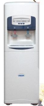 ขายปลีก-ส่ง เครื่องกรองน้ำ ตู้กดน้ำ  เครื่องทำน้ำร้อน-น้ำเย็น ตู้กรองน้ำ  visor hyundai รุ่น wp-5000 ระบบNano ph