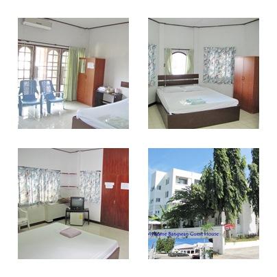 ห้องพัก ห้องเช่า บางแสนรายวันและรายเดือน ราคาประหยัดสะอาดปลอดภัย