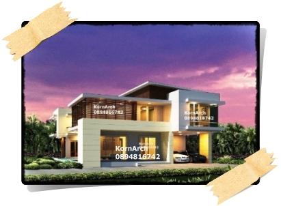 รับออกแบบบ้าน สำนักงาน รีสอร์ท อพาร์ทเม้นท์ ทาวน์เฮ้าส์ ฯลฯ นำเสนอด้วยภาพ 3 มิติ