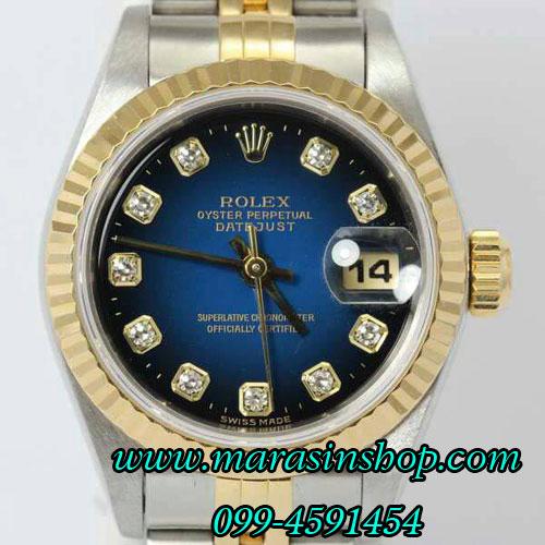 นาฬิกา Rolex เกรด AAA เครื่องสวิส เหมือนแท้ ทุกรุ่น ทุกแบรนด์