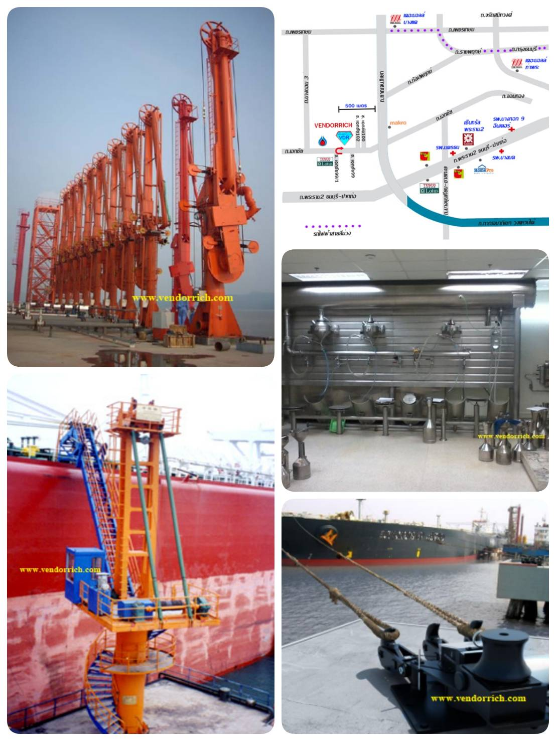 Sale & Service Marine Loading Arm Oil & GAS