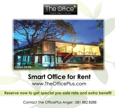 The OfficePlus :: Office Spaces for Rent (Chiangmai)