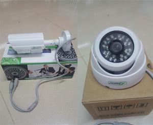 กล้องอินฟาเรด กล้องโดม 700TVL เคนโปร