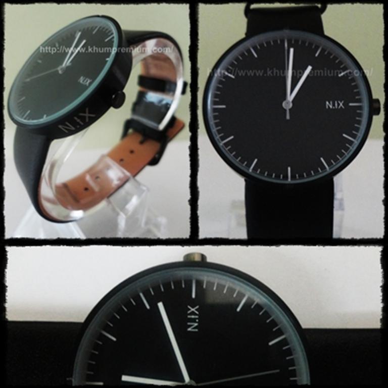 รับทำนาฬิกาข้อมือตามแบบที่ต้องการ