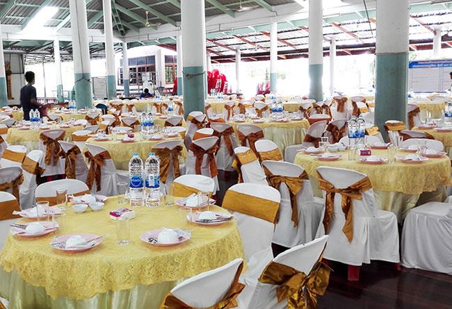 โต๊ะจีน เมนูอาหารโต๊ะจีนมากมาย อร่อย ราคาถูก โดยภานุพงศ์ นครปฐม