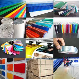 จำหน่ายแผ่นพลาสติกทุกประเภท ปริ้นท์อิงค์เจ็ท รับสั่งงานแปรรูปอะคริลิคทุกชนิด