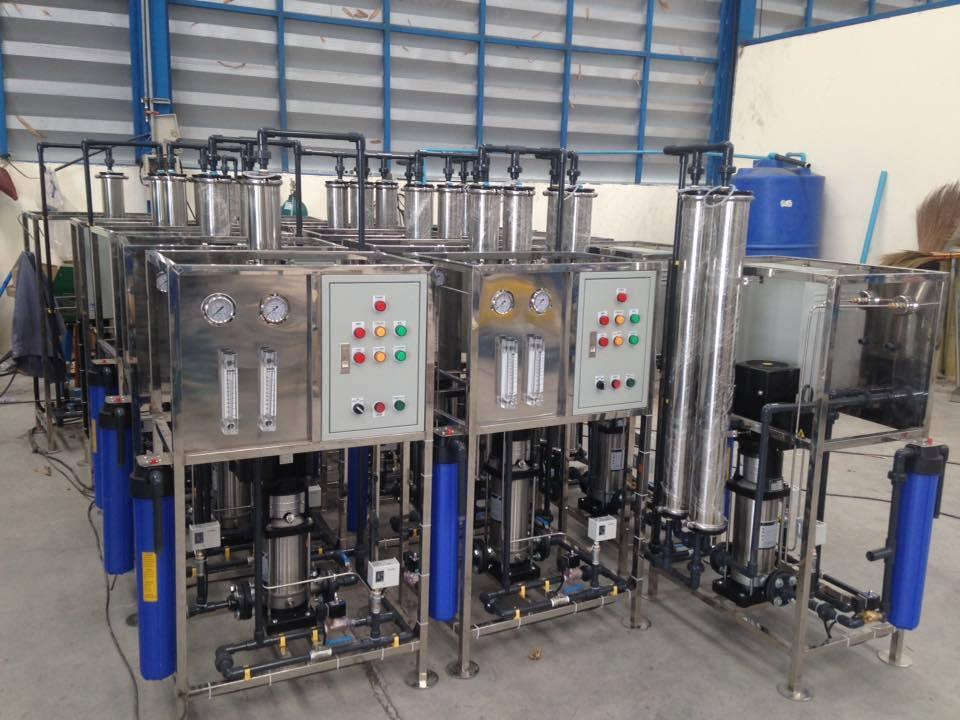 รับสร้างโรงงานน้ำดื่ม