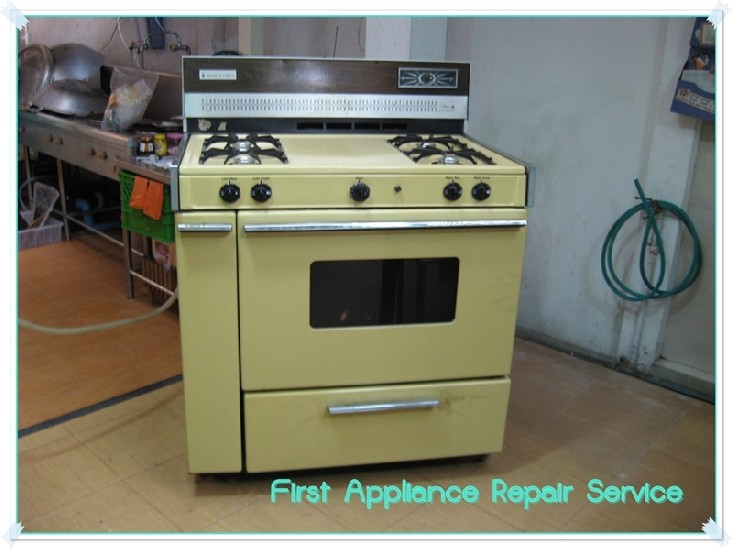 รับซ่อมเตาอบไฟฟ้าแก๊ส เตาแก๊ส เตาทอด อ่างอุ่นอาหาร