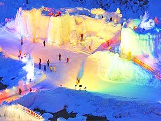 ทัวร์ญี่ปุ่น ซัปโปโร-อาซาฮิยาม่า-เทศกาลน้ำแข็งโซอุนเคียว-สกีรีสอร์ท 6 วัน-ไทยโกทราเวล
