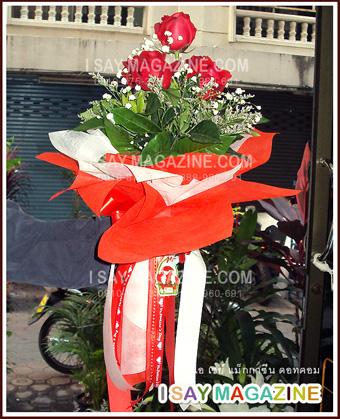 ร้านดอกไม้ ไอ เซย์ รับจัดดอกไม้ ดอกไม้สดและดอกไม้ประดิษฐ์ ส่งดอกไม้ทุกวัน