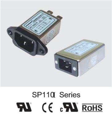ตัวกรองคลื่นแม่เหล็กไฟฟ้าแบบ AC Single Phase