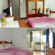 อพาร์ทเม้นท์เปิดใหม่ (1ห้องนอน 1ห้องน้ำ 1ห้องครัว พร้อมอ่างอาบน้ำ) ฟรี!!!ทีวี, ตู้เย็น หรือเลือกรับส่วนลดค่าห้องสูงสุดถึง 500 บาท/เดือน