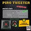 PIRO TWEETER PR83