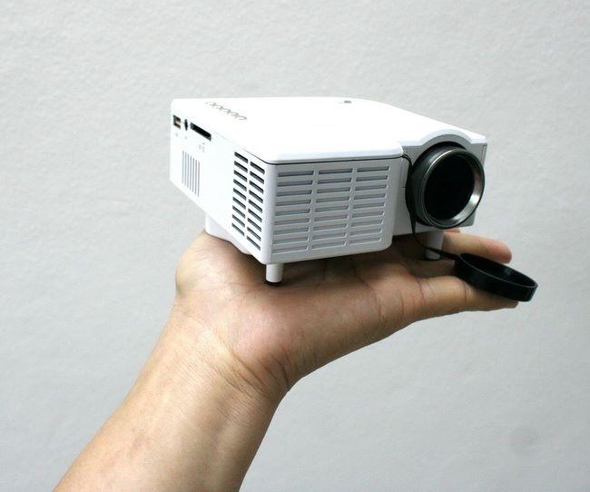 SC28 โปรเจคเตอร์ Mini Home Projector