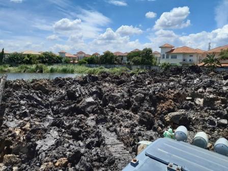 ถมดิน ด้วยดินทุกชนิด ในพื้นที่กรุงเทพฯ และ ปริมณฑล ราคาถูก