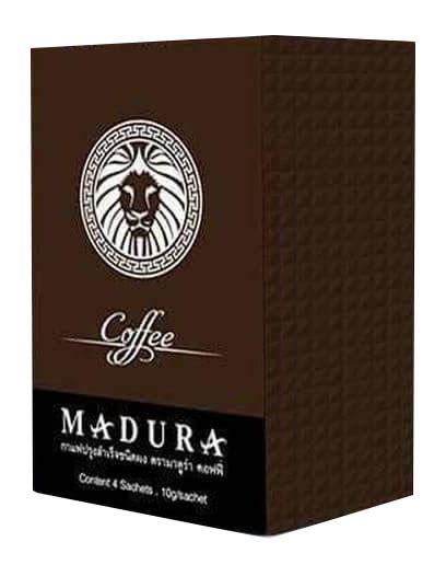 MADURA COFFEE กาแฟสำหรับผู้ชาย