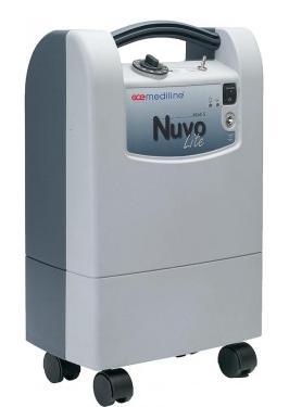 เครื่องผลิตออกซิเจน Nuvo lite 5 ลิตร ผลิตภัณฑ์ประเทศสหรัฐอเมริกา