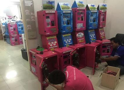 ซ่อมตู้เติมเงินทุกยี่ห้อ