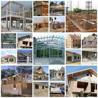 รับเหมาก่อสร้าง เขียนแบบ ต่อเติม ปรับปรุง อาคารทุกชนิด (รับทุกงาน)