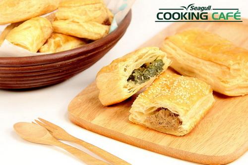 ซีกัล คุกกิ้ง คาเฟ่ จัดคอร์สสอนทำขนมอบรสชาติไทยสไตล์ต้นตำรับ โดยเชฟคิม-อภิชาติจาก เลอ กอร์ดอง เบลอ
