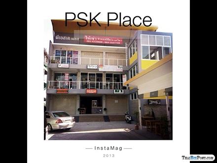 PSK PLACE ห้องว่างให้เช่าใกล้สนามบินดอนเมือง