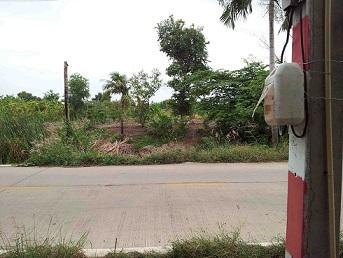 ที่ดิน 34 ไร่แบ่งขาย ใกล้ถนนพหลโยธิน ใกล้กรุงเทพฯ