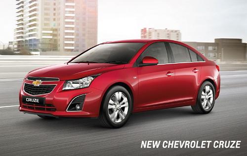 ใหม่ Chevrolet CRUZE 2014-2015 ราคา เชฟโรเลต ครูซ ตารางราคา-ผ่อน-ดาวน์