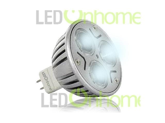 ขายส่ง หลอด LED MR16 3w. สำหรับตู้โชว์สินค้า